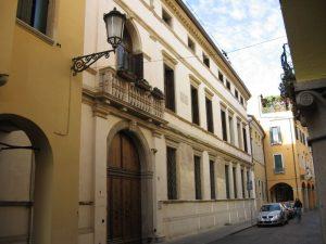 Palazzo Polcastro a Padova