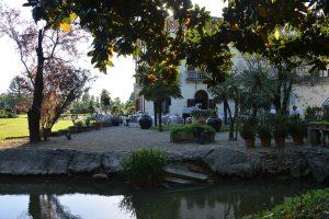 Villa Wollemborg a Loreggia vicino Padova