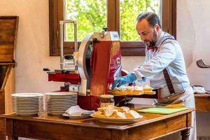 Villa-Wollemborg-ristorante_selezione-salumi e formaggi