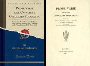 Opere Girolamo Polcastro