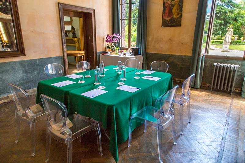 villa-wollemborg-Sala-Specchi-foto Eventi aziendali Padova