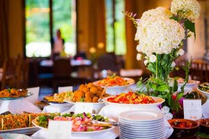 Ristorante Villa Wollemborg_buffet