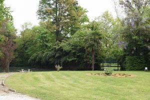 Ristorante Villa Wollemborg_storia del parco di Jappelli
