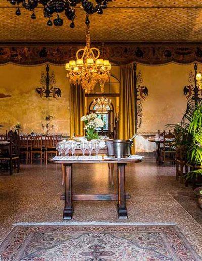 Ristorante Villa Wollemborg_Ingresso