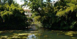 Ristorante Villa Wollemborg_storia del parco