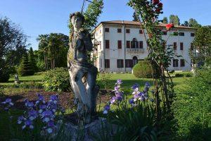 Ristorante Villa Wollemborg_storia della villa