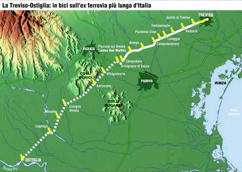 Villa-Wollemborg-Ciclabile-Treviso-Ostiglia-mappa-1 Ostiglia Ciclabile