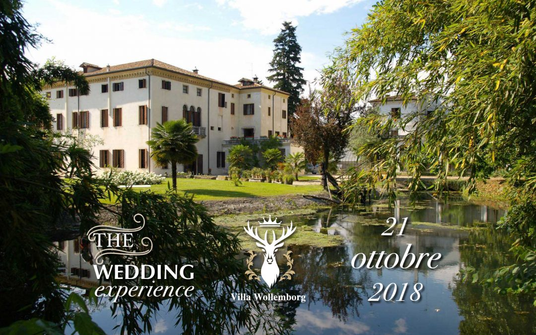 Villa Wollemborg presenta: The Wedding Experience