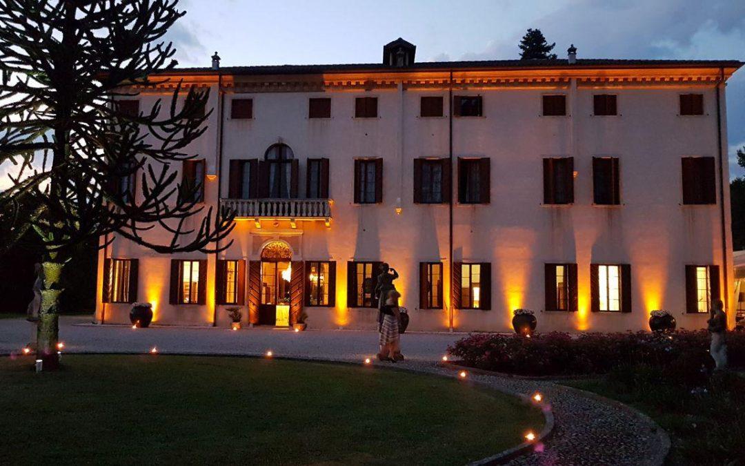 10 agosto: luce di stelle a Villa Wollemborg