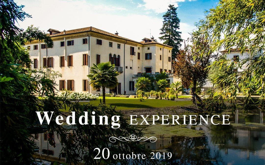 A Villa Wollemborg una nuova edizione di Wedding Experience