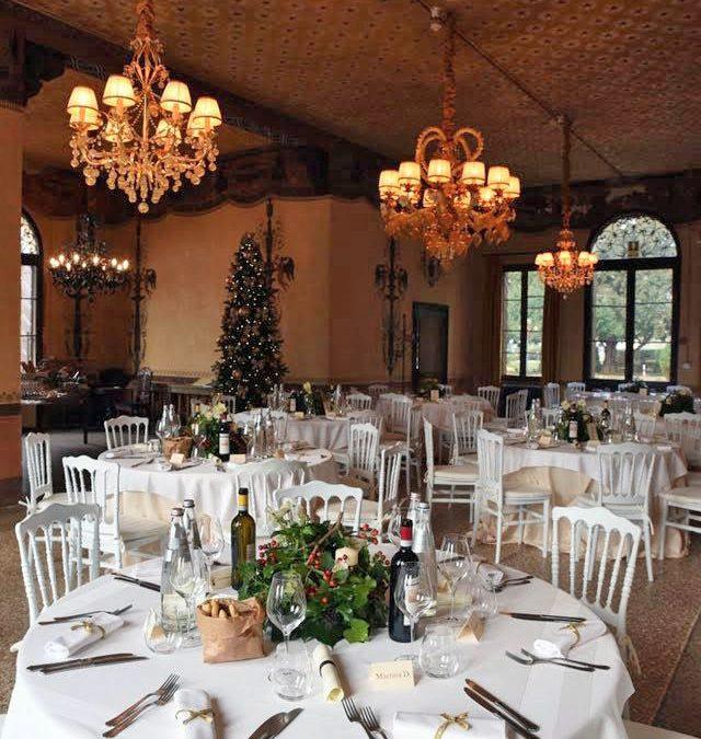 Autentico Natale in Villa Wollemborg